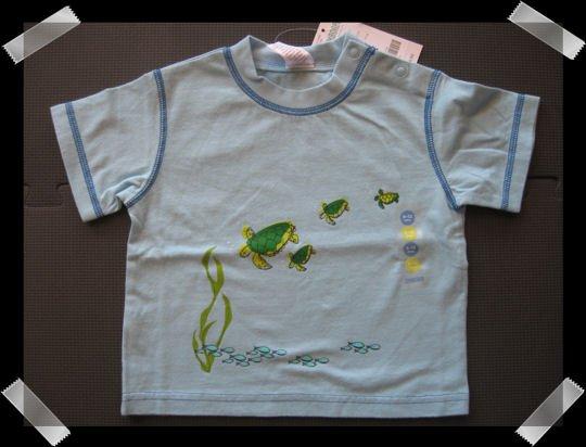 Gymboree Dive Shop Shirt size 6-12 months
