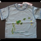 Gymboree Dive Shop Shirt size 6-12 months