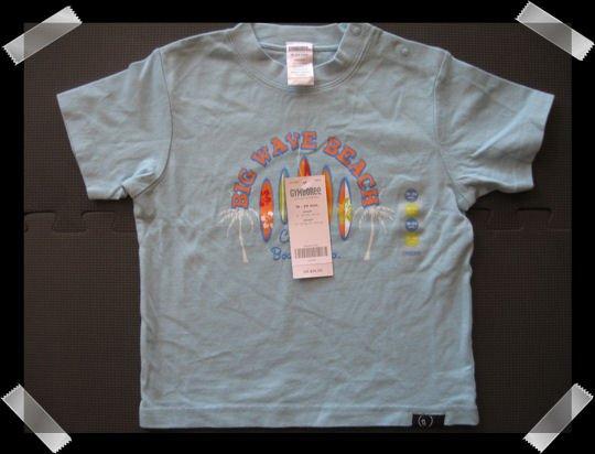 Gymboree Surf Island Tshirt size 18-24 months.