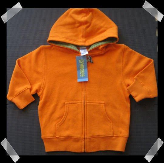 Gymboree Orange Sweater size 18-24 months.