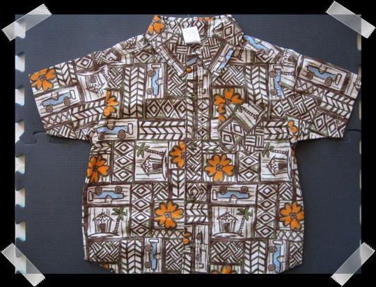 Gymboree Island Excursion Shirt size 3