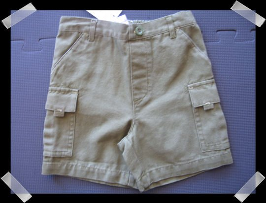 Gymboree Green Short size 12-18 months