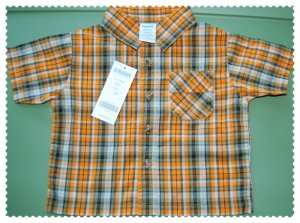 Gymboree Island Excursion Baby Shirt size 3-6 m NWT