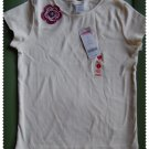 Gymboree Pretty in Plums Flower Shirt size 9 NWT