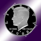 1988 S Kennedy Proof Half *Nice Cameo*