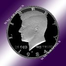 1984 S Kennedy Proof Half *Nice Cameo*