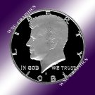 1981 S TY 1 Kennedy Proof Half *Nice Cameo*