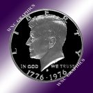 1976 S Kennedy Clad Proof Half *Nice*