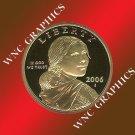 2006 S Sacagawea Proof *Indian Princess*