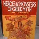 Heroes & Monsters of Greek Myth softcover  INCLUDES SHIPPING!!