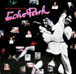 Echo Park - Original Soundtrack, Jimmie Wood & The Immortals OST LP/CD