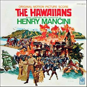 The Hawaiians - Original Soundtrack, Henry Mancini OST LP/CD