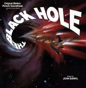 The Black Hole - Original Disney Soundtrack, John Barry OST LP/CD