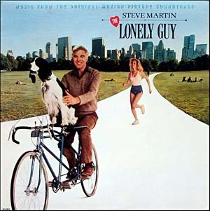 The Lonely Guy - Original Soundtrack, Jerry Goldsmith OST LP/CD