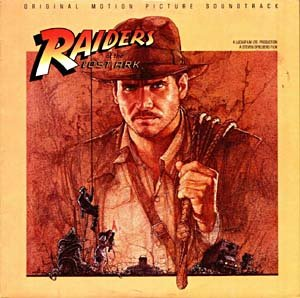 Indiana Jones & The Raiders Of The Lost Ark - Original Soundtrack, John Williams OST LP/CD
