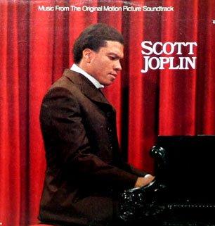 Scott Joplin - Original Soundtrack, Dick Hyman OST LP/CD