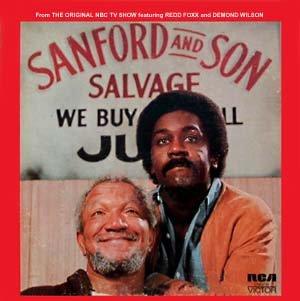 Sanford And Son - Original TV Soundtrack, Quincy Jones OST LP/CD