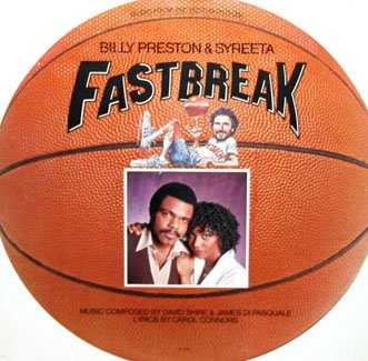 Fast Break - Original Soundtrack, David Shire OST LP/CD Fastbreak