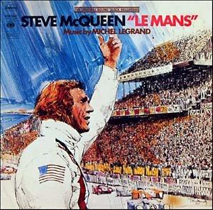 Le Mans - Original Soundtrack, Michel Legrand OST LP/CD