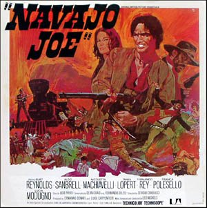 Navajo Joe - Original Soundtrack, Ennio Morricone OST LP/CD