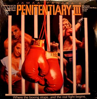 Penitentiary III / 3 - Original Soundtrack, Freda Payne and Lenny Williams OST LP/CD