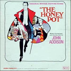 The Honey Pot (Honeypot) - Original Soundtrack, John Addison OST LP/CD