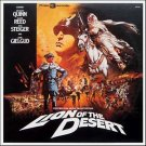 Lion Of The Desert - Original Soundtrack, Maurice Jarre OST LP/CD