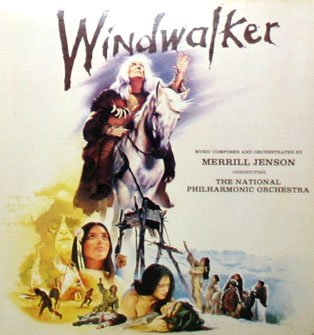 Windwalker - Original Soundtrack, Merrill Jenson OST LP/CD