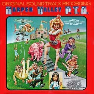 Harper Valley P.T.A.  - Original Soundtrack, Nelson Riddle OST LP/CD PTA