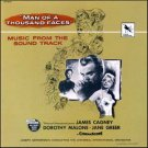 Man Of A Thousand Faces - Original Soundtrack, Frank Skinner OST LP/CD