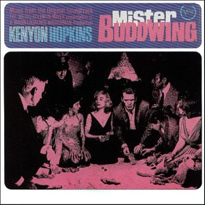 Mister Buddwing - Original Soundtrack, Kenyon Hopkins OST LP/CD