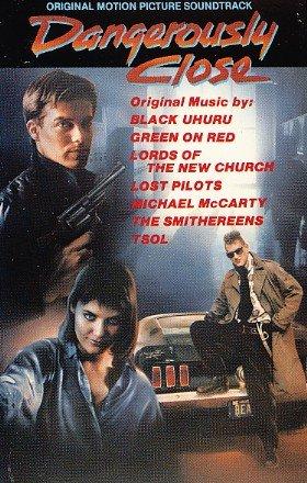 Dangerously Close - Original Soundtrack, Michael McCarty OST Tape/CD