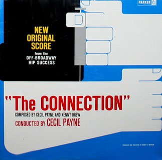 The Connection (1962) - Original Soundtrack, Cecil Payne & Kenny Drew OST LP/CD