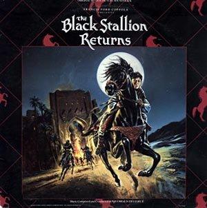 The Black Stallion Returns - Original Soundtrack, Georges Delerue OST LP/CD