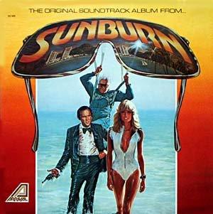 Sunburn - Original Soundtrack, John Cameron OST LP/CD