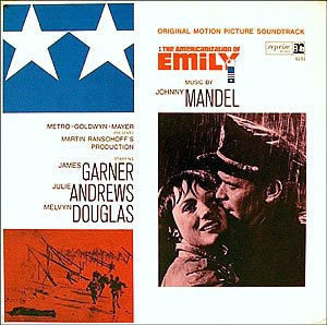 The Americanization Of Emily - Original Soundtrack, Johnny Mandel OST LP/CD