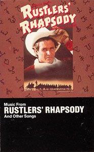 Rustler's Rhapsody - Original Soundtrack, Charlie McCoy OST Tape/CD