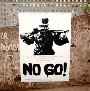 No Go! - Original Soundtrack, Richard McKenna OST LP/CD