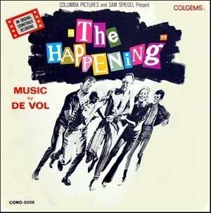 The Happening (1967) - Original Soundtrack, Frank De Vol OST LP/CD