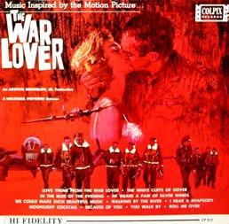 The War Lover - Original Soundtrack, Richard Addinsell OST LP/CD