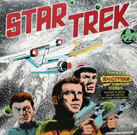 Star Trek - Three Exciting Stories Soundtrack (1975) LP/CD
