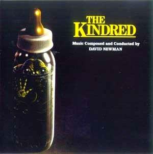 The Kindred - Original Soundtrack, David Newman OST LP/CD