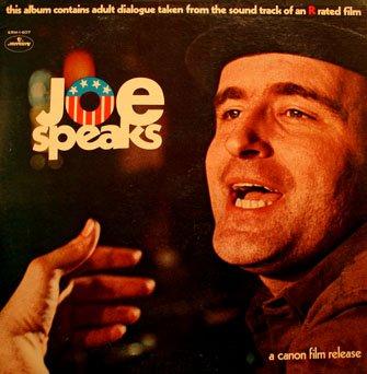 Joe Speaks - Original Soundtrack, featuring dialogue from the film LP/CD