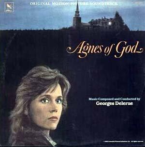 Agnes Of God - Original Soundtrack, Georges Delerue OST LP/CD
