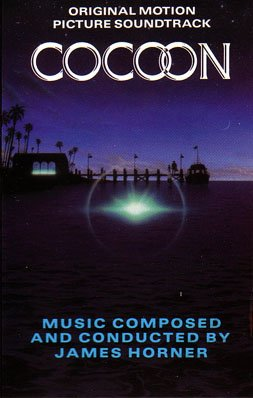 Cocoon - Original Soundtrack, James Horner OST Tape/CD