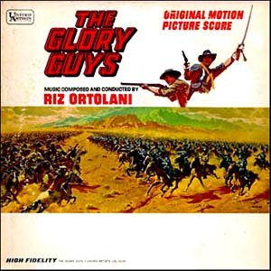 The Glory Guys - Original Soundtrack, Riz Ortolani OST LP/CD