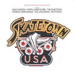 Skatetown U.S.A. - Original Soundtrack,  Dave Mason OST LP/CD USA