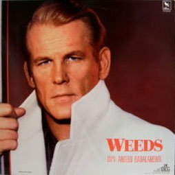 Weeds (1987) - Original Soundtrack, Angelo Badalamenti OST LP/CD