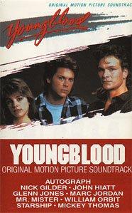 Youngblood - Original Soundtrack, William Orbit OST Tape/CD