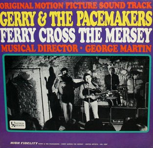 Ferry Cross The Mersey - Original Soundtrack, Gerry & The Pacemakers OST LP/CD
